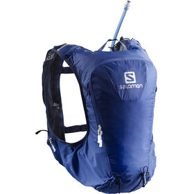 Salomon Skin Pro 10 Bag Set Surf The Web/Medieval Blue